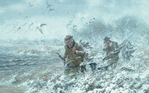 Armistice Day Blizzard